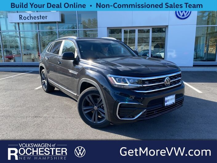 2021 Volkswagen Atlas Cross Sport 3.6L V6 SE w/Technology R-Line 4Motion Rochester NH
