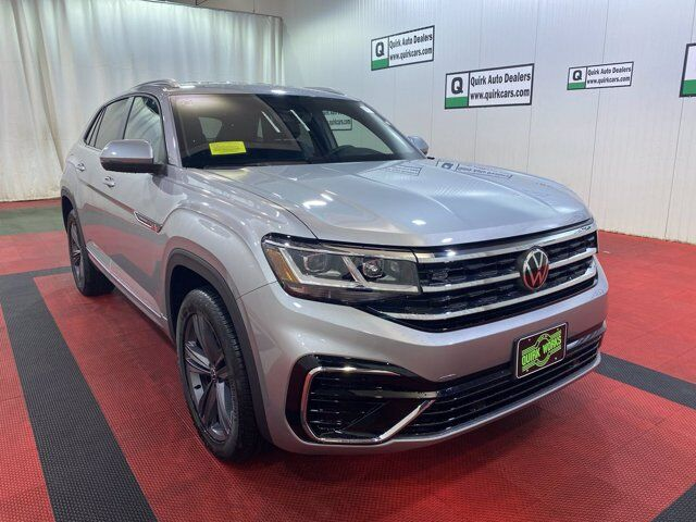 2021 Volkswagen Atlas Cross Sport 3.6L V6 SE w/Technology R-Line Braintree MA