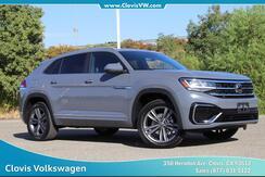 2021_Volkswagen_Atlas Cross Sport_3.6L V6 SE w/Technology R-Line_ Clovis CA