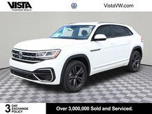2021_Volkswagen_Atlas Cross Sport_3.6L V6 SE w/Technology R-Line_ Coconut Creek FL