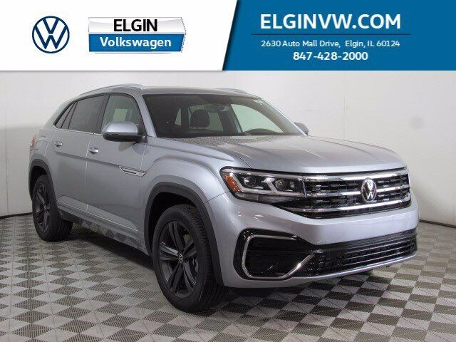 2021 Volkswagen Atlas Cross Sport 3.6L V6 SE w/Technology R-Line Elgin IL