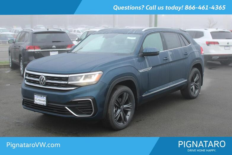 2021 Volkswagen Atlas Cross Sport 3.6L V6 SE w/Technology R-Line Everett WA
