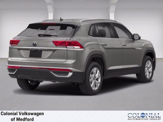 2021 Volkswagen Atlas Cross Sport 3.6L V6 SE w/Technology R-Line FWD Wellesley MA