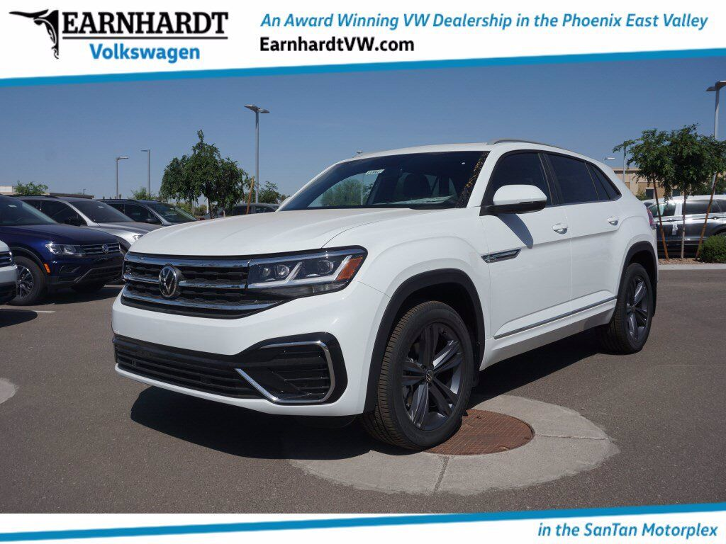 2021 Volkswagen Atlas Cross Sport 3.6L V6 SE w/Technology R-Line Gilbert AZ