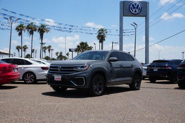 2021 Volkswagen Atlas Cross Sport 3.6L V6 SE w/Technology R-Line Mission TX