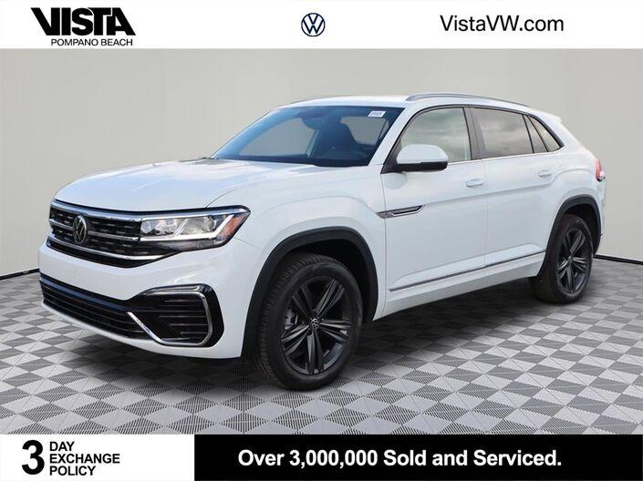 2021 Volkswagen Atlas Cross Sport 3.6L V6 SE w/Technology R-Line Pompano Beach FL