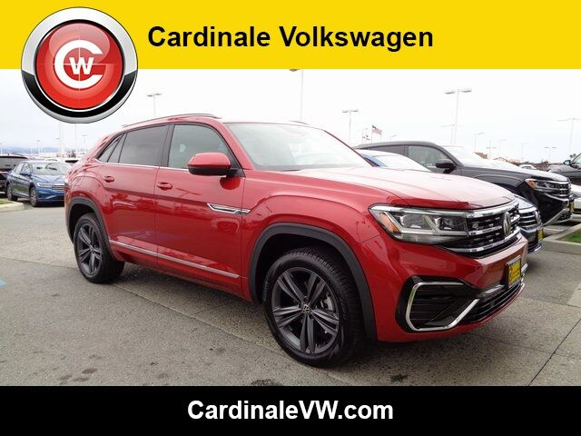 2021 Volkswagen Atlas Cross Sport 3.6L V6 SE w/Technology R-Line