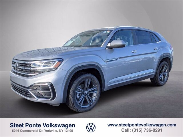2021 Volkswagen Atlas Cross Sport 3.6L V6 SE w/Technology R-Line Yorkville NY