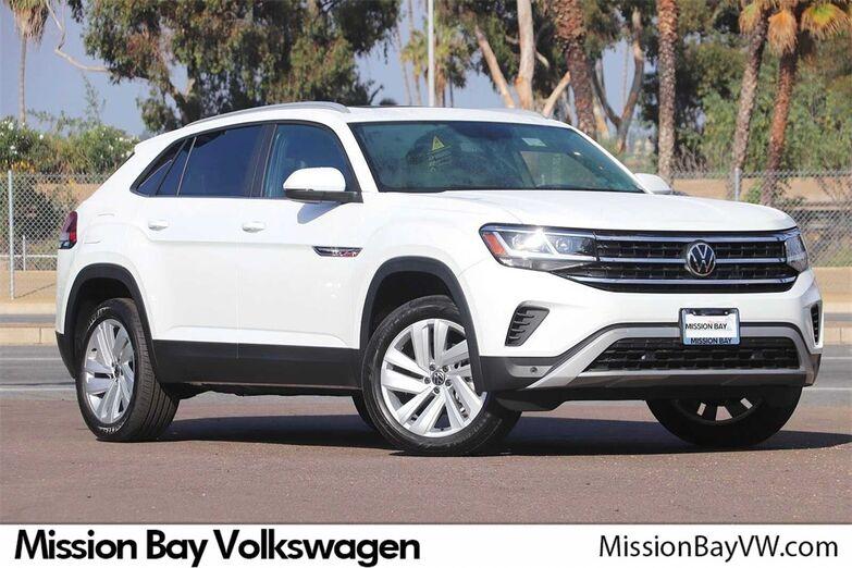 2021 Volkswagen Atlas Cross Sport 3.6L V6 SE w/Technology San Diego CA
