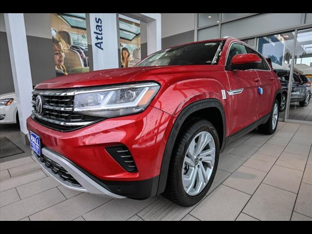 2021 Volkswagen Atlas Cross Sport 3.6L V6 SEL 4Motion Brookfield WI