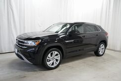 2021_Volkswagen_Atlas Cross Sport_3.6L V6 SEL 4Motion_ Eau Claire WI