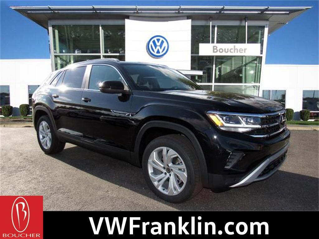 2021 Volkswagen Atlas Cross Sport 3.6L V6 SEL 4Motion Franklin WI