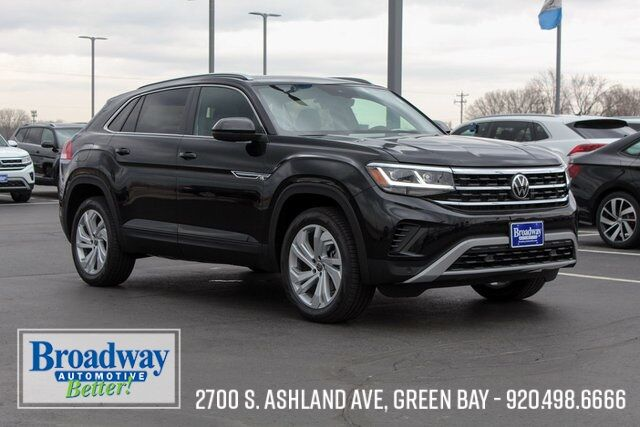 2021 Volkswagen Atlas Cross Sport 3.6L V6 SEL 4Motion Green Bay WI