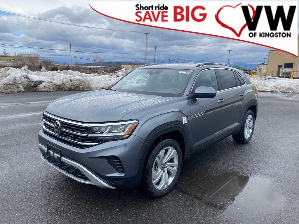 2021_Volkswagen_Atlas Cross Sport_3.6L V6 SEL 4Motion_ Kingston NY