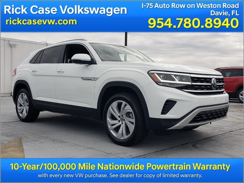 2021 Volkswagen Atlas Cross Sport 3.6L V6 SEL Davie FL