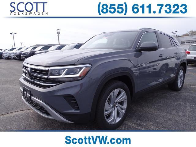2021 Volkswagen Atlas Cross Sport 3.6L V6 SEL Providence RI