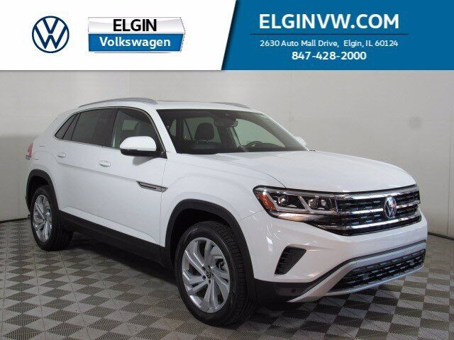 2021 Volkswagen Atlas Cross Sport 3.6L V6 SEL Elgin IL
