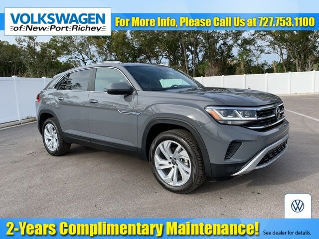 2021 Volkswagen Atlas Cross Sport 3.6L V6 SEL New Port Richey FL