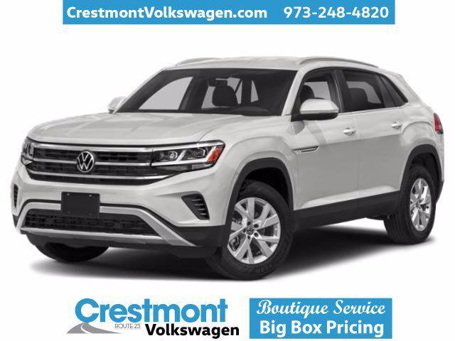 2021 Volkswagen Atlas Cross Sport 3.6L V6 SEL Premium 4MOTION Pompton Plains NJ
