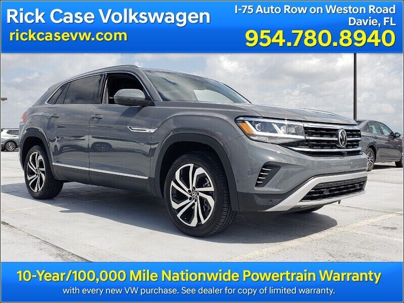 2021 Volkswagen Atlas Cross Sport 3.6L V6 SEL Premium 4Motion Davie FL