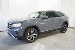 2021_Volkswagen_Atlas Cross Sport_3.6L V6 SEL Premium 4Motion_ Eau Claire WI