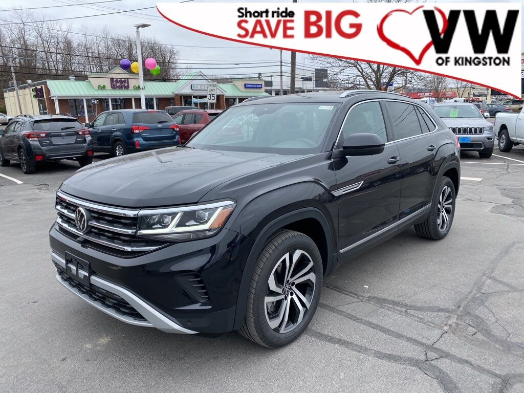2021_Volkswagen_Atlas Cross Sport_3.6L V6 SEL Premium 4Motion_ Kingston NY