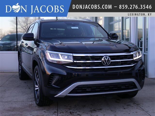 2021 Volkswagen Atlas Cross Sport 3.6L V6 SEL Premium 4Motion Lexington KY