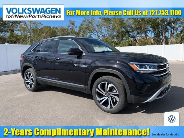 2021 Volkswagen Atlas Cross Sport 3.6L V6 SEL Premium 4Motion New Port Richey FL