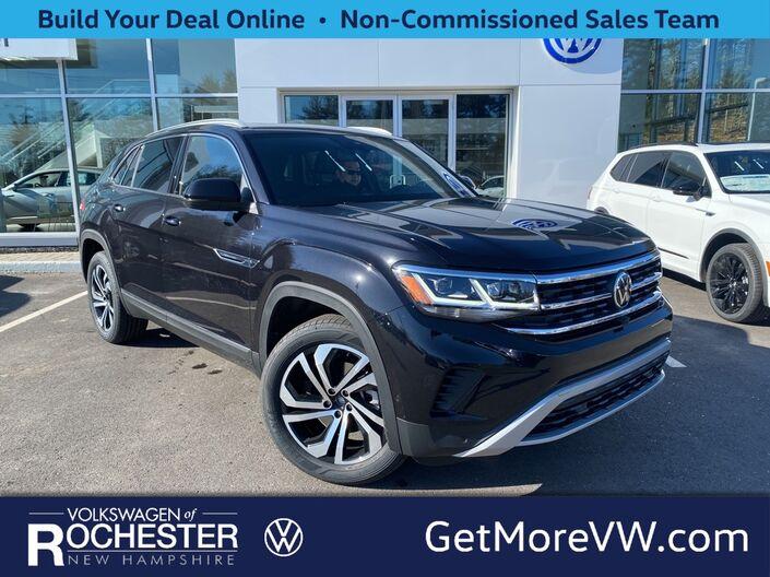 2021 Volkswagen Atlas Cross Sport 3.6L V6 SEL Premium 4Motion Rochester NH