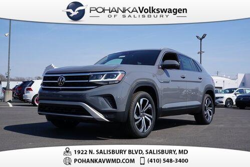 2021_Volkswagen_Atlas Cross Sport_3.6L V6 SEL Premium 4Motion_ Salisbury MD