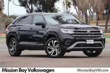 2021 Volkswagen Atlas Cross Sport 3.6L V6 SEL Premium 4Motion