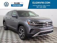 Volkswagen Atlas Cross Sport 3.6L V6 SEL Premium 2021