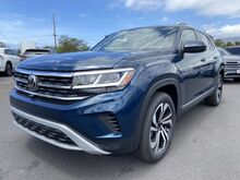 2021_Volkswagen_Atlas Cross Sport_3.6L V6 SEL Premium_ Kihei HI