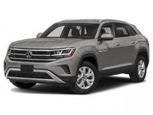 2021_Volkswagen_Atlas Cross Sport_3.6L V6 SEL Premium_ Mason City IA