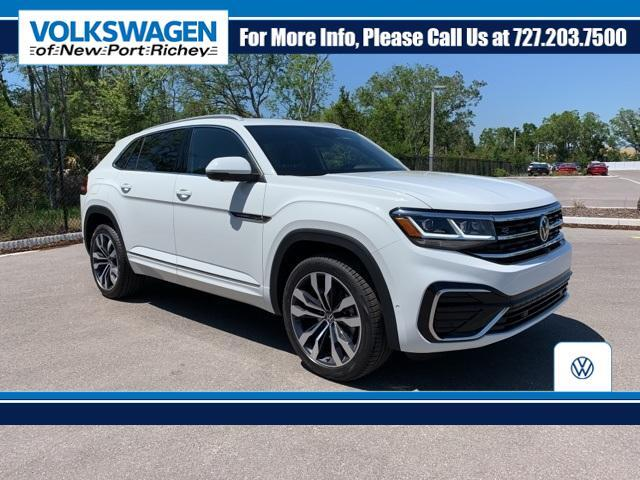 2021 Volkswagen Atlas Cross Sport 3.6L V6 SEL Premium R-Line 4MOTION New Port Richey FL