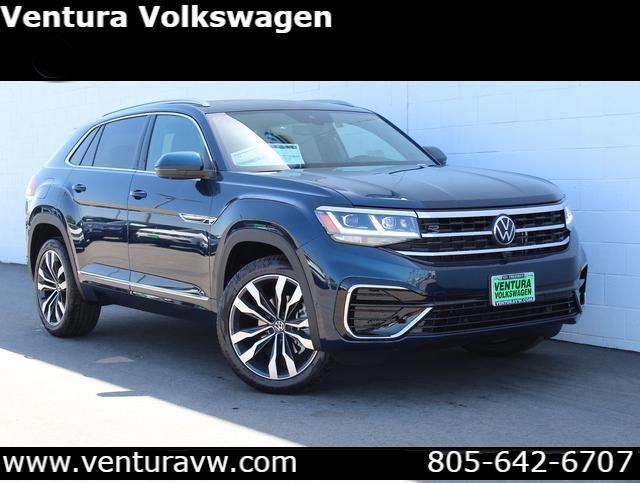 2021 Volkswagen Atlas Cross Sport 3.6L V6 SEL Premium R-Line 4MOTION Ventura CA