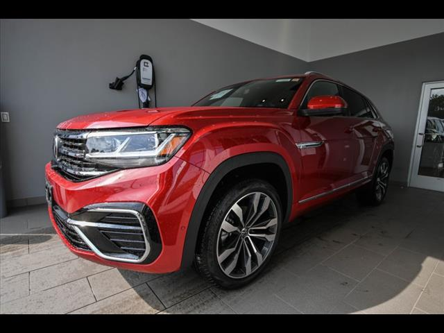 2021 Volkswagen Atlas Cross Sport 3.6L V6 SEL Premium R-Line 4Motion Brookfield WI