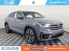 2021_Volkswagen_Atlas Cross Sport_3.6L V6 SEL Premium R-Line 4Motion_ Miami FL