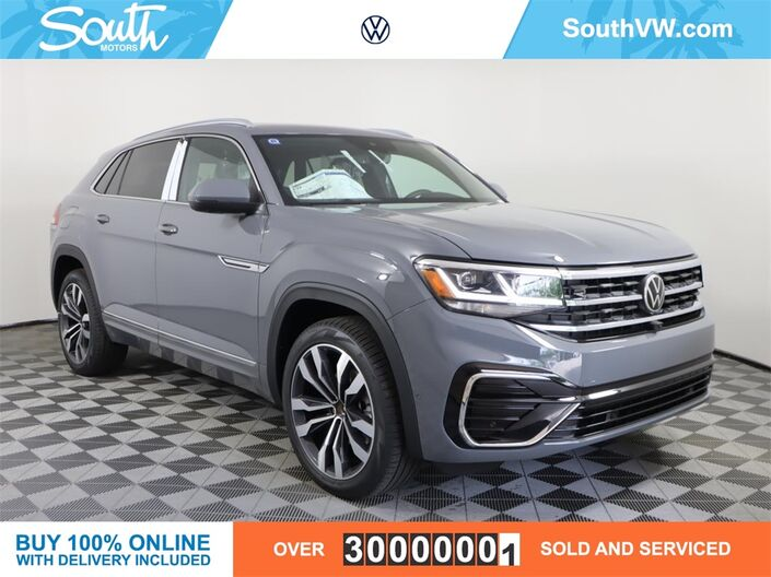 2021 Volkswagen Atlas Cross Sport 3.6L V6 SEL Premium R-Line 4Motion Miami FL