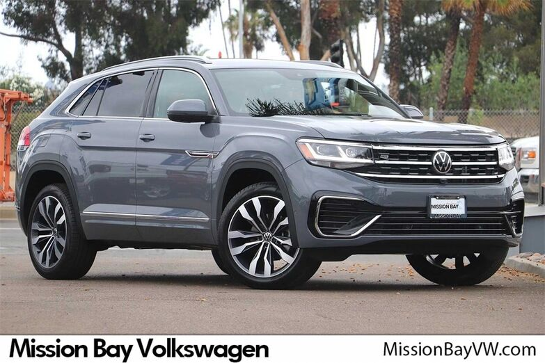 2021 Volkswagen Atlas Cross Sport 3.6L V6 SEL Premium R-Line 4Motion San Diego CA