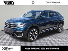 2021_Volkswagen_Atlas Cross Sport_3.6L V6 SEL Premium R-Line_ Coconut Creek FL