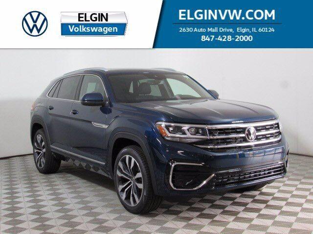 2021 Volkswagen Atlas Cross Sport 3.6L V6 SEL Premium R-Line Elgin IL