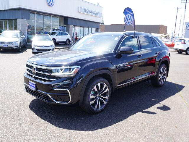 2021 Volkswagen Atlas Cross Sport 3.6L V6 SEL Premium R-Line McMinnville OR