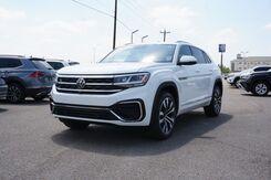 2021_Volkswagen_Atlas Cross Sport_3.6L V6 SEL Premium R-Line_ Mission TX