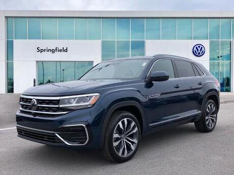 2021 Volkswagen Atlas Cross Sport 3.6L V6 SEL Premium R-Line Lebanon MO, Ozark MO, Marshfield MO, Joplin MO