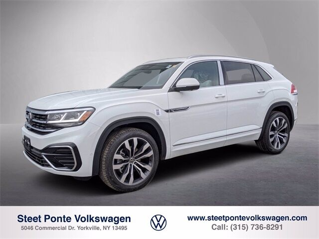 2021 Volkswagen Atlas Cross Sport 3.6L V6 SEL Premium R-Line Yorkville NY