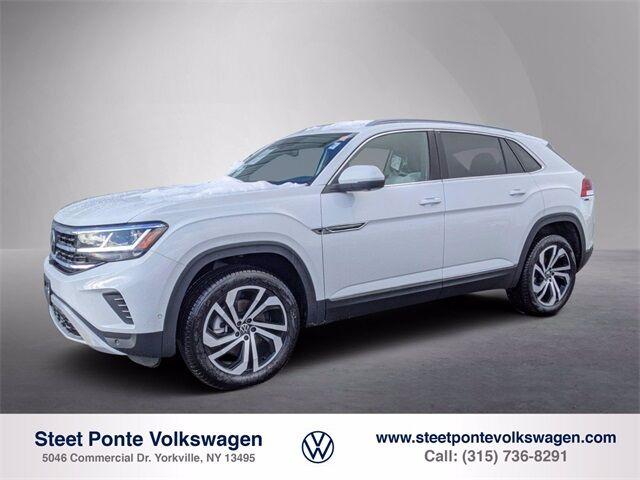 2021 Volkswagen Atlas Cross Sport 3.6L V6 SEL Premium Yorkville NY