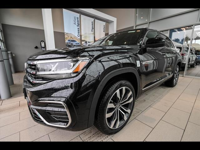 2021 Volkswagen Atlas Cross Sport 3.6L V6 SEL R-Line 4Motion Brookfield WI