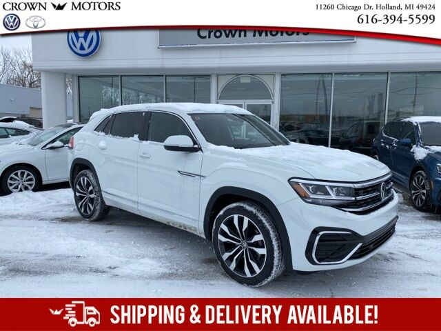 2021 Volkswagen Atlas Cross Sport 3.6L V6 SEL R-Line 4Motion Holland MI