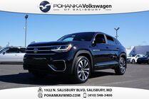 2021 Volkswagen Atlas Cross Sport 3.6L V6 SEL R-Line 4Motion